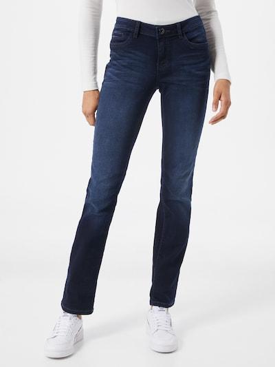 Džinsai 'RO:MY' iš Soccx , spalva - tamsiai mėlyna, Modelio vaizdas