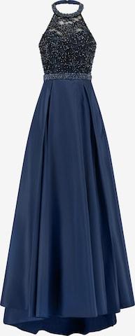 Prestije Kleid in Blau