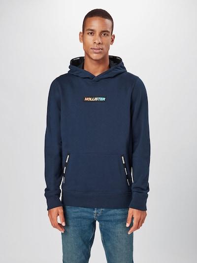 tengerészkék / vegyes színek HOLLISTER Tréning póló: Elölnézet