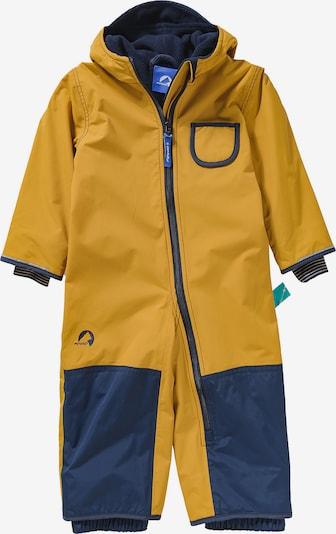 FINKID Athletic Suit 'PIKKU' in Dark blue / Yellow, Item view