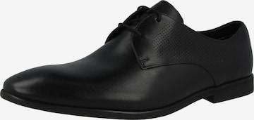 Chaussure à lacets CLARKS en noir