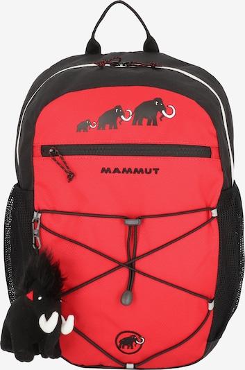 MAMMUT Rucksack in schwarz, Produktansicht