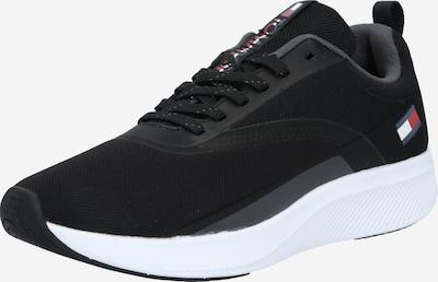 Sportiniai batai iš Tommy Sport , spalva - tamsiai pilka / juoda / balta, Prekių apžvalga