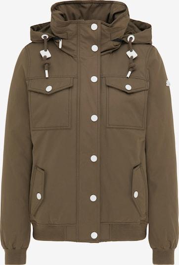 ICEBOUND Zimní bunda - olivová / bílá, Produkt