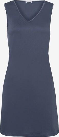 Hanro Ärmelloses Nachthemd ' Eileen (90cm) ' in blau, Produktansicht