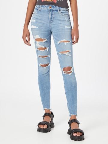 American Eagle Jeans 'DREAM' in Blau