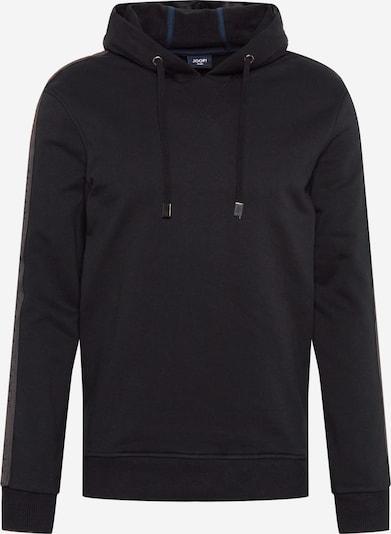 JOOP! Jeans Sweatshirt 'Stanley' in de kleur Zwart, Productweergave