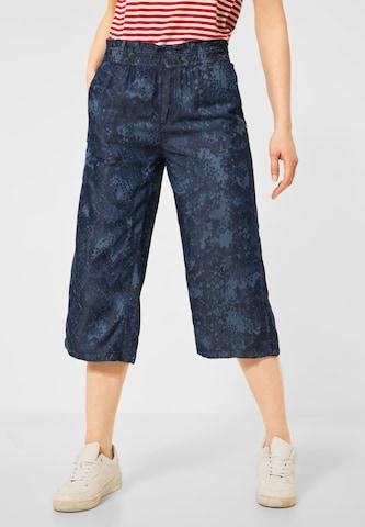 STREET ONE Jeans in Blauw