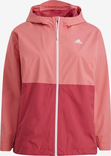 ADIDAS PERFORMANCE Sportjacke in rosa / rosé, Produktansicht