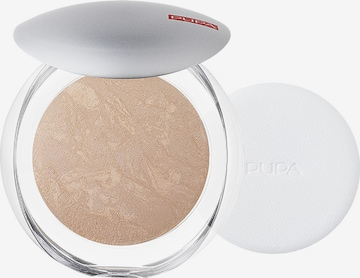 PUPA Milano Puder 'Luminys Silky Baked' in Beige