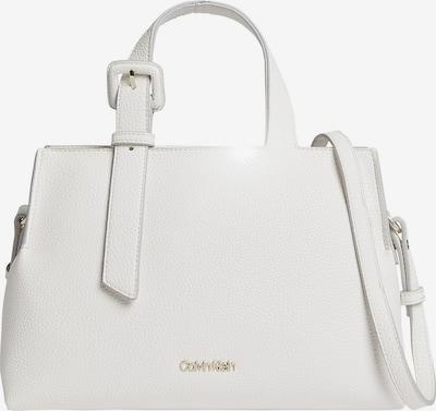 Calvin Klein Sacs à main en blanc naturel, Vue avec produit