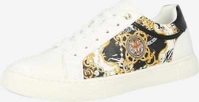ALDO Sneakers laag 'GWERACLYA' in de kleur Goud / Zwart / Wit, Productweergave