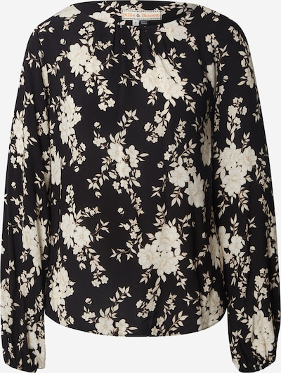 Dorothy Perkins Shirt 'Billie and Blossom' in creme / schwarz, Produktansicht
