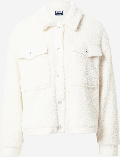 Urban Classics Between-season jacket in Off white, Item view
