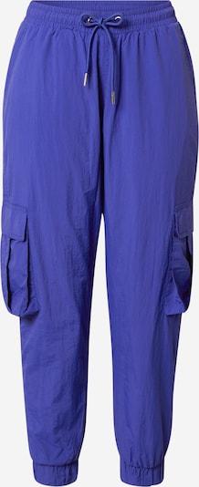 Urban Classics Pantalon en violet, Vue avec produit