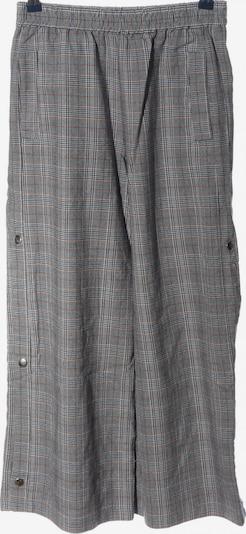 Urban Outfitters Baggy Pants in XS in braun / hellgrau / schwarz, Produktansicht