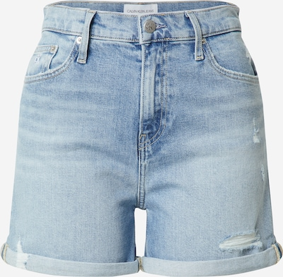 Jeans Calvin Klein Jeans di colore blu denim, Visualizzazione prodotti