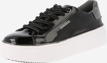 Sneaker low de la Dockers by Gerli pe negru