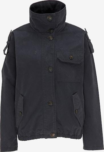 DreiMaster Vintage Jacke in anthrazit, Produktansicht