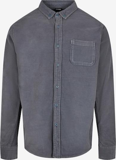 Urban Classics Košulja 'Corduroy' u golublje plava, Pregled proizvoda
