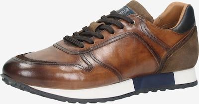 SANSIBAR Sneaker in braun, Produktansicht