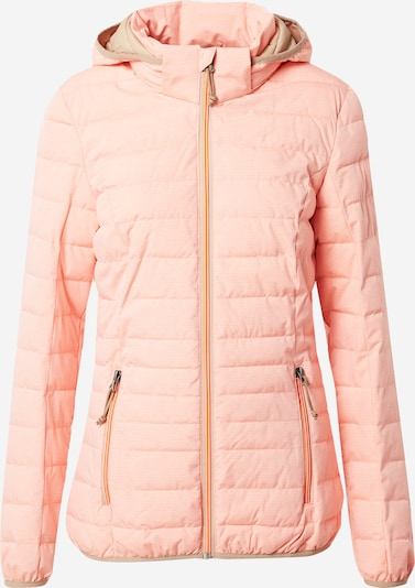 G.I.G.A. DX by killtec Outdoor jacket 'Uyaka' in peach, Item view