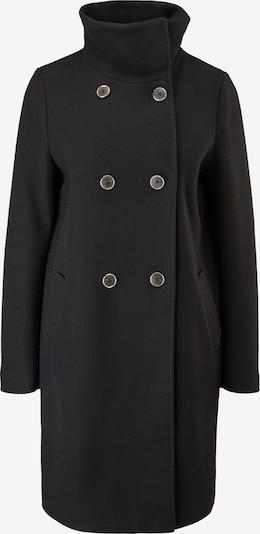 s.Oliver BLACK LABEL Mantel in schwarz, Produktansicht