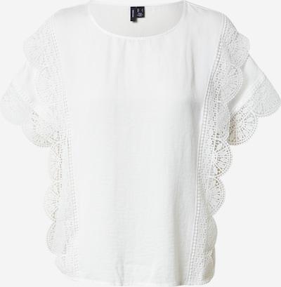 VERO MODA Bluse 'Peri' in weiß, Produktansicht
