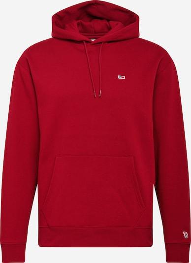 Megztinis be užsegimo iš Tommy Jeans , spalva - tamsiai mėlyna / raudona / balta: Vaizdas iš priekio