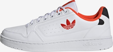 ADIDAS ORIGINALS Sneakers laag 'NY 90' in Wit