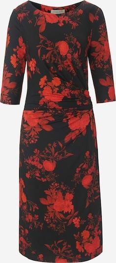 Uta Raasch Jerseykleid in rot, Produktansicht