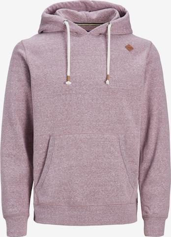 JACK & JONES Sweatshirt 'Tons' in Purple