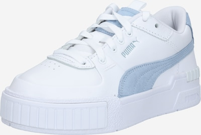 PUMA Nizke superge 'Cali' | bela barva, Prikaz izdelka