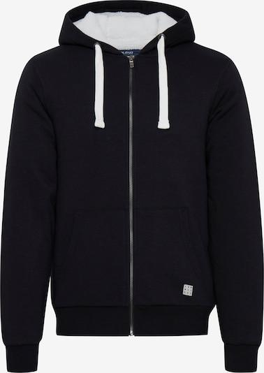 BLEND Sweatjacke 'Alvaro' in schwarz, Produktansicht
