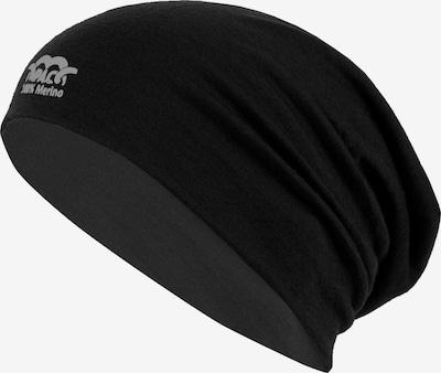 P.A.C. Sportmütze in grau / schwarz, Produktansicht
