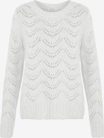 PIECES Sweater 'Bibi' in White, Item view