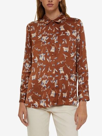Esprit Collection Bluse in orange, Modelansicht