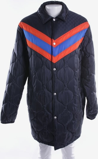 Gucci Wintermantel in L-XL in dunkelblau, Produktansicht