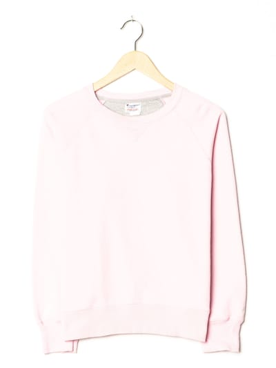 Champion Authentic Athletic Apparel Sweatshirt in L in rosé, Produktansicht