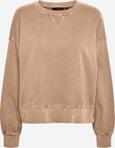 VERO MODA Sweatshirt in beige, Produktansicht