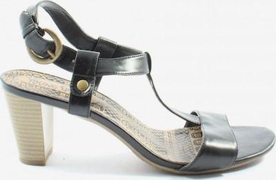 YOUNG SPIRIT High Heel Sandaletten in 40 in schwarz, Produktansicht