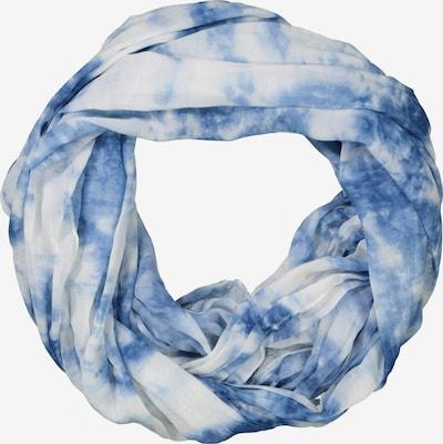 Gina Laura Schlauchschal in blau / weiß, Produktansicht