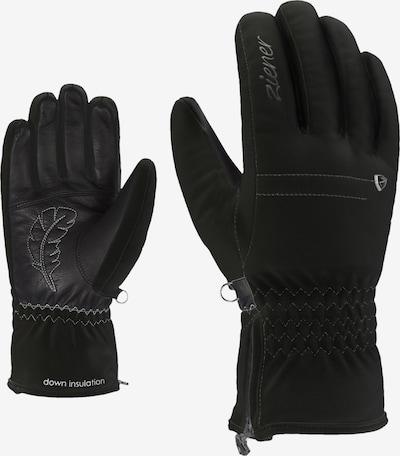 ZIENER Skihandschuhe 'KYLEE AS(R)' in schwarz, Produktansicht