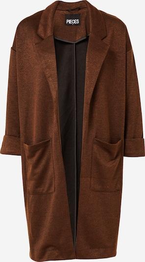 PIECES Prijelazni kaput 'Dorita' u moka smeđa, Pregled proizvoda