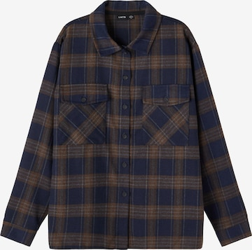 LMTD Button up shirt 'Nickolai' in Blue