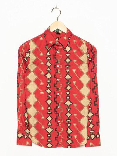 RALPH LAUREN Hemd in S in feuerrot, Produktansicht