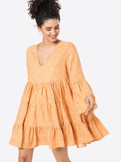 KAN Kleid 'FREESIA' in orange / hellorange, Modelansicht
