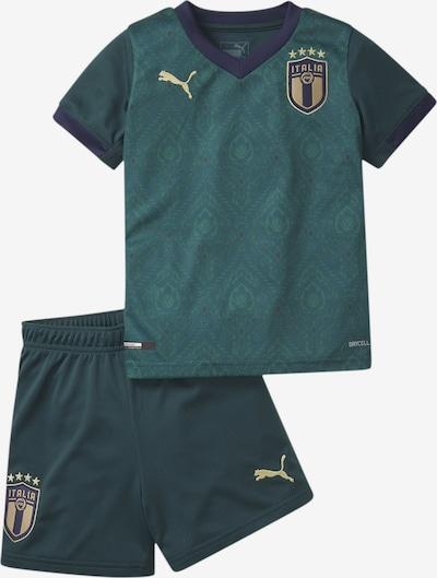 PUMA Set 'Italia' en vert, Vue avec produit