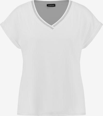 TAIFUN T-Shirt in weiß, Produktansicht