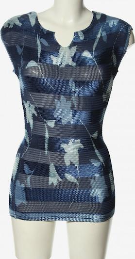 KRISS Shirttunika in S in blau / weiß, Produktansicht